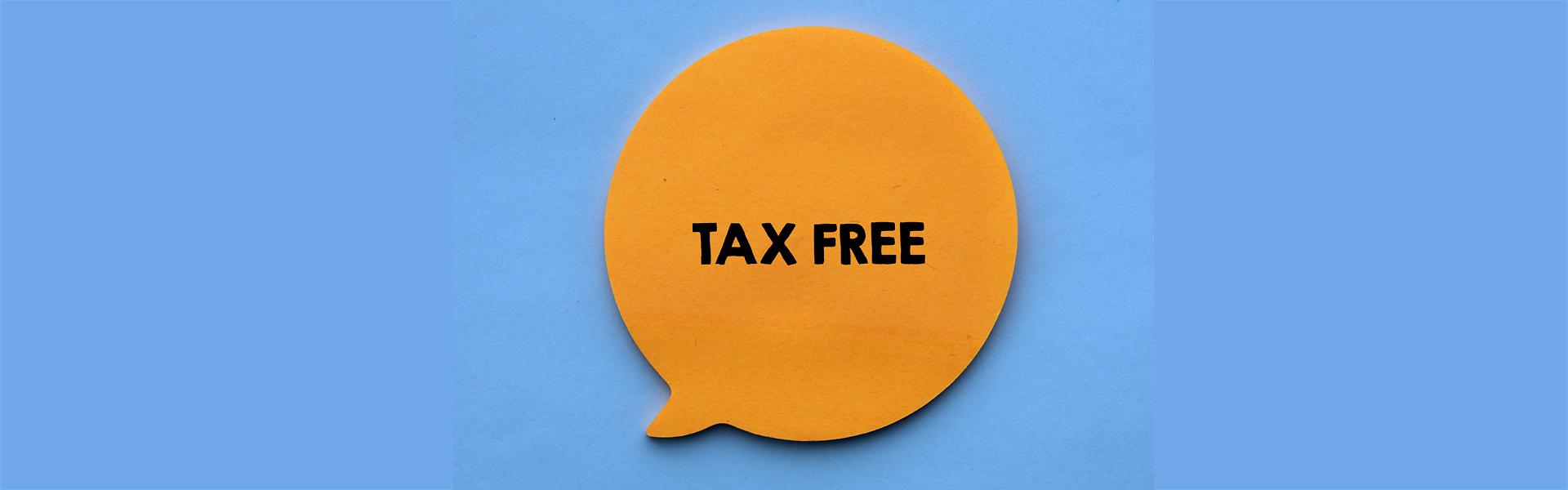 tax free loan image